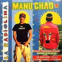 Manu Chao CD Single La Radiolina - Promo (EX/EX)