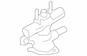 OEM NEW Ford 05-07 Five Hundred Coolant Thermostat Housing Cover 5F9Z-8592-BA