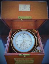 Glashütte GUB Cal.100 German Marine Ship's 1Q Chronometer 1960's