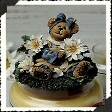 "Boyds Candle Topper ""Daisy Mae.He Loves Me!"" - #651219 - Resin~ New- Retired"
