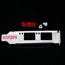 short Bracket for Intel X520-DA2 / X520-SR2 E10G42BTDA