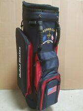 Datrek The Belfry 2001 Usa Ryder Cup Cart Golf Bag New Nos