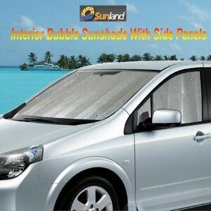 Interior Sunshade Front Windscreen & Side Panels Reflective Car SUV Sun UV Shade