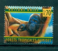 Nations Unies Géneve 1998 - Michel n. 346 - Forets tropicales humides