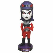 """Goth Devil Bobble Head 7"""" NIB"""