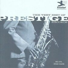 The Very Best of Prestige Records: Prestige 60th Anniversary  ***NEW SEALED***