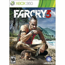 Far Cry 3  (Xbox 360, 2012)