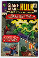 JERRY WEIST ESTATE: TALES TO ASTONISH #69 (Marvel 1965) VG Giant-Man Hulk