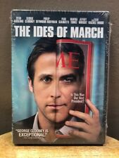 The Ides of March (DVD, 2012) NEW!! Ryan Gosling
