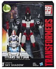 DHL Hasbro Transformers Generations Titans Return W4 Leader Ominus Sky Shadow