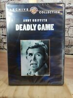 Deadly Game [New DVD] Manufactured On Demand, Full Frame, Mono Sound