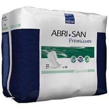 "Abri-San 11 Premium Adult Shaped Bladder Control Pad 15"" x 29"" (Pack of 16) 9389"