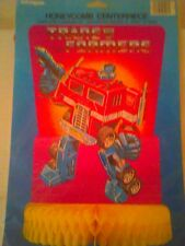 Transformers Hasbro 1984 Sealed Honeycomb Centerpiece