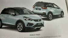 "08F23-TZA-600 ""Robust Paket""  Honda Jazz Crosstar ab 2020"