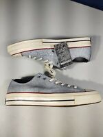 Converse CTAS '70 Chuck Taylor All Star Cracked Leather Blue Ox Men's Size 11