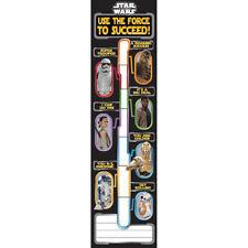 EU849275 Star Wars 4 Foot Motivational Banner Classroom Management & Decorations