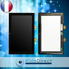 Ecran complet pour Windows Surface RT 1515-1516 noir vitre tactile + ecran LCD