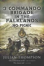 3 Commando Brigade in the Falklands by Julian Thompson (2009, Paperback)