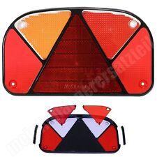 Lichtscheibe Ersatzglas für Aspöck Multipoint 2 Anhänger Rückleuchte Rücklicht