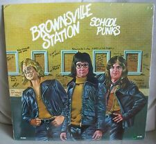 BROWNSVILLE STATION NEW SEALED LP SCHOOL PUNKS 1974 CUB KODA KINGS OF THE PARTY