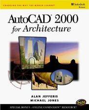 AutoCAD 2000 for Architecture-ExLibrary