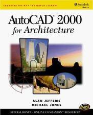 AutoCAD 2000 for Architecture
