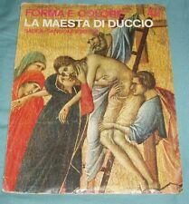 La Maesta Di Duccio, Forma e Colore No.42 1965 Italian