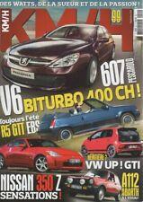 KM/H 99 R5 GT TURBO CABRIOLET EBS ALFETTA GTV6 MINI COOPER S 970 A112 ABARTH 70