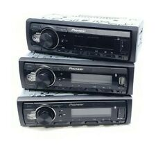 Lot of 3 Pioneer MVH-S21BT Digital Media Receiver, Single DIN, In-Dash™