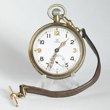 Open Face OMEGA Pocket Watches