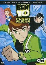 Ben 10 - Forza Alien - La Prima Stagione Completa (2008) 3-DVD