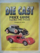 POST WAR DIE CAST CAR PRICE GUIDE COLLECTOR BOOK Car Trucks Buses Tractor + more