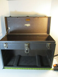 KENNEDY Tool Box Model 520 Frame Only, No Drawers, Panel, or Slides, Carcass, VG