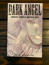 Dark Angel Book 2: White Tiger's Battle Cry by Kia Asamiya Manga Comic TPB