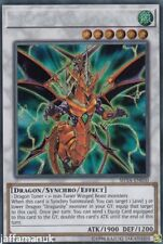 Dragunity Knight - Vajrayana - SHVA-EN050 - Secret Rare 1st Ed - Yugioh cards