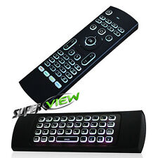 2.4GHz retroilluminato Air Remote TASTIERA WIRELESS T95Z T95N MXQ M8S QBOX H96 T8 Kodi