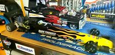 MEGATECH NITRO RC FUNNY CAR AND DRAGSTER