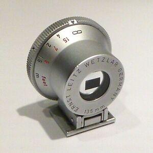 Leica Leitz viewfinder SHOOC/12030 (later type) for 135mm lenses