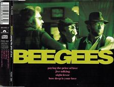 "BEE GEES - 5""CD - Paying The Price of Love, Jive Talking, Night Fever, How Deep"