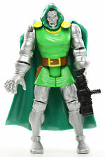 "Marvel Fantastic Four DR DOOM 5"" Action Figure ToyBiz 1994"