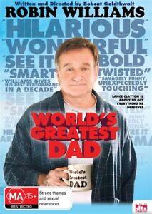 World's Greatest Dad (DVD, 2010)--FREE POSTAGE