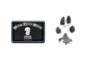 Pet Paw Print Kit - Paw Print Pad -  Non Toxic Ink Pad for Pets - Cats & Dogs
