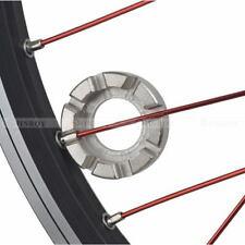 Bicycle Bike 8-Way Spoke nipple Key Wheel Rim Wrench Spanner Repair Mini Tool