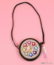 Magical Ojamajo Doremi & WC Shoulder Bag Black Tap Compact Mini Bag  Japan