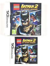 Lego Batman 2 DC Super Heroes DS / Jeu Sur Nintendo DS, 3DS, 2DS