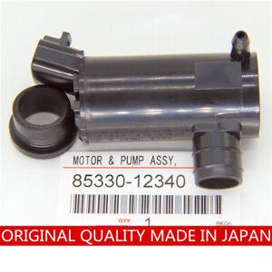 8533012340 Windshield Washer Pump for Acura GM Ford Honda Hyundai Isuzu Mazda