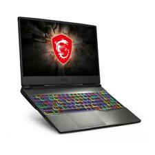 MSI GP65 Leopard 15.6  Gaming Laptop Core i7-10750H 16GB RAM 512GB SSD 120Hz GTX