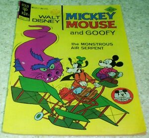 Walt Disney's Mickey Mouse 171, FN+ (6.5) 1977, 50% off Guide!