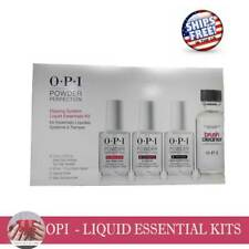 OPI Powder Perfection Dipping System Liquid Essential Kit - FREE SHIPPING IN US