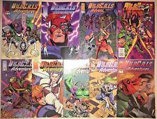 WILDCATS ADVENTURES#1-9 VF/NM LOT 1994 IMAGE COMICS